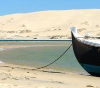 Comment les plages du bassin d'Arcachon ont été ré-ensablées