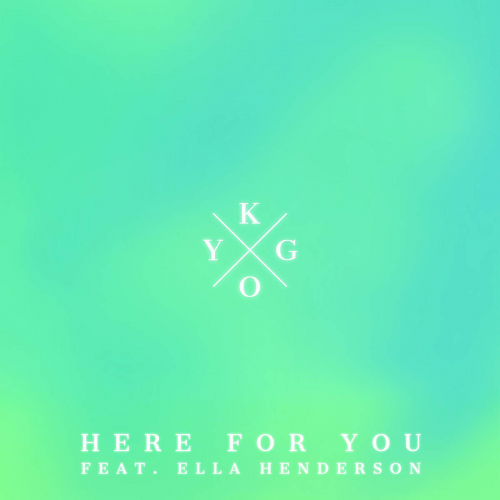 Kygo-HereForYou-Cover
